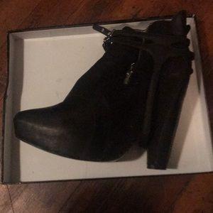 Sam Edelman Shoes - Sam Edelman platform booties